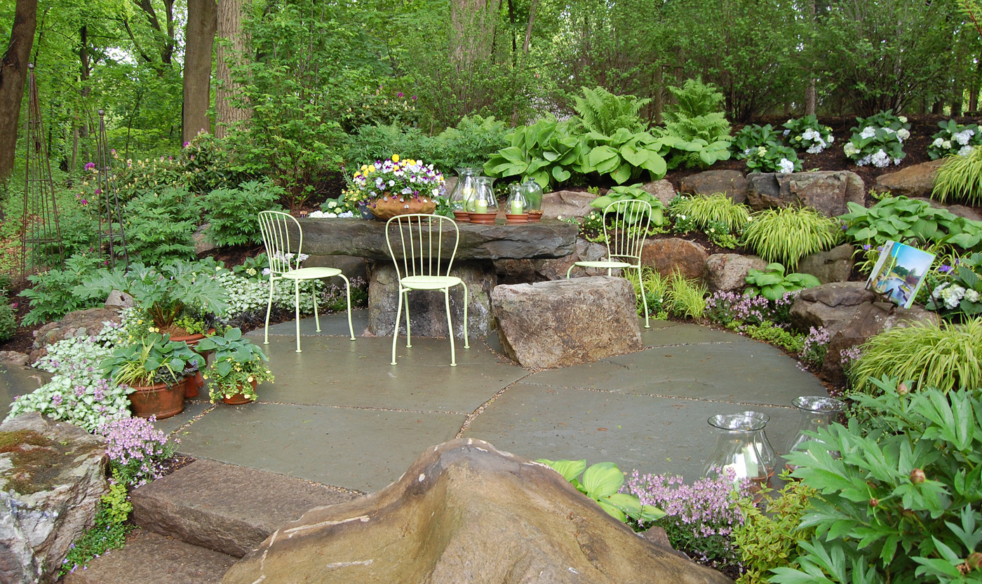 rock garden ideas 6