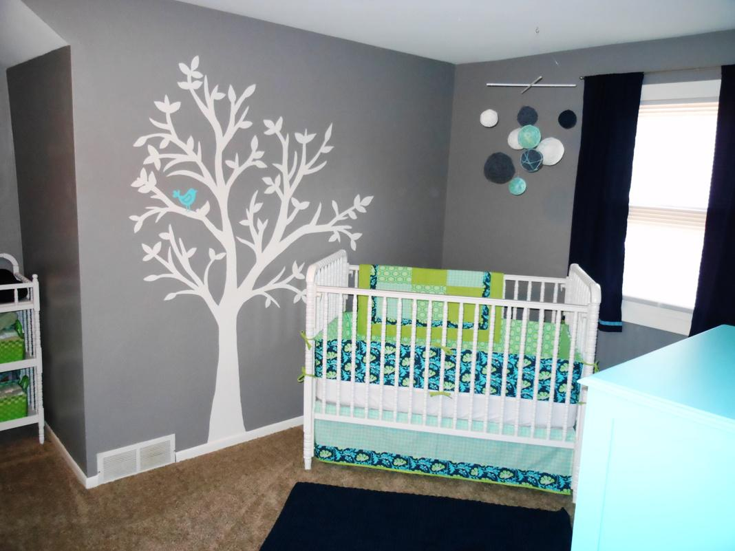 Welcome your baby with these baby room ideas midcityeast for Baby room decor ideas unisex