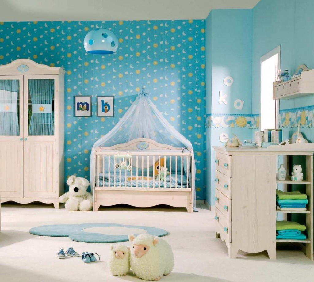 Welcome Your Baby With These Baby Room Ideas