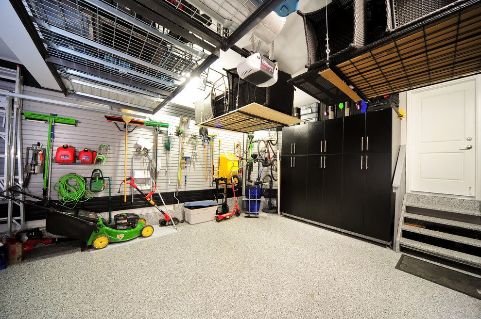 Need A Place For Your Tool? Here Are Some Applicable Garage Storage Ideas For You!