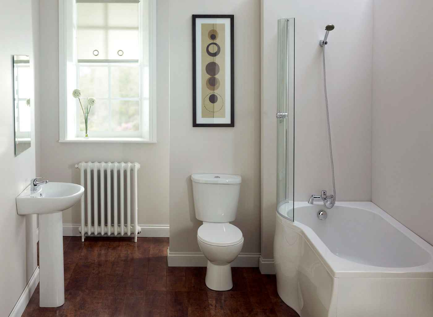 Half bathroom ideas 7