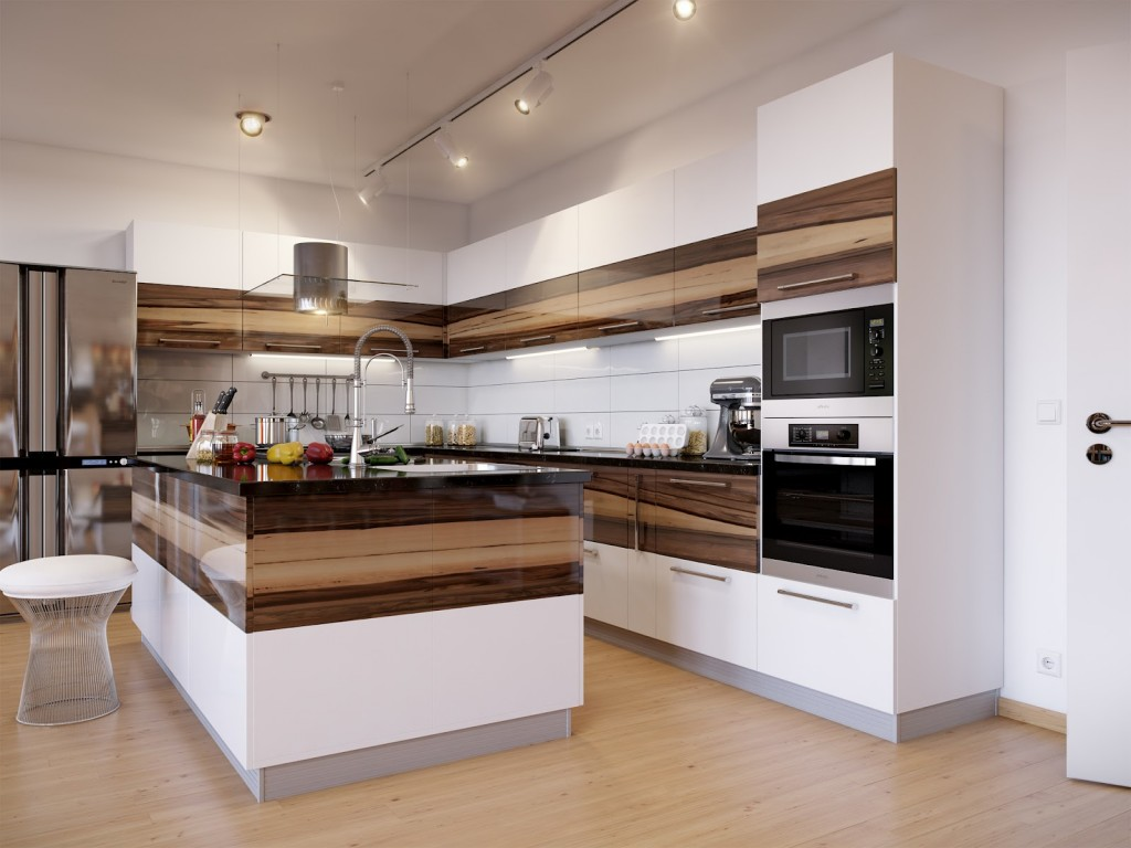 Italian Kitchen Design 3