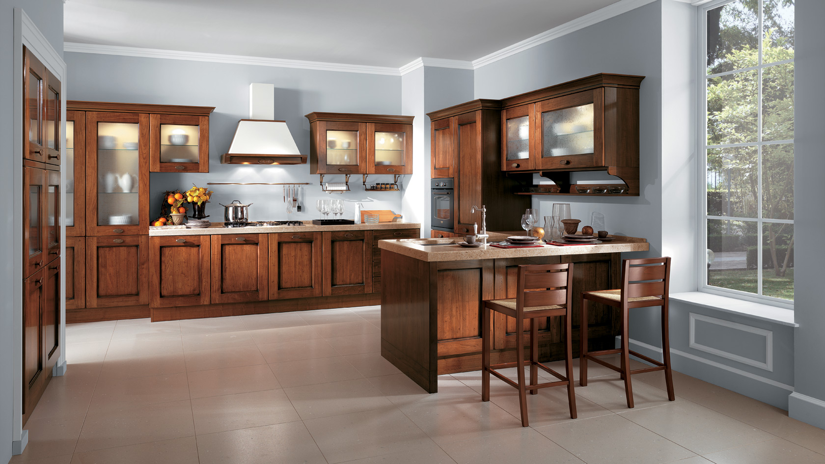 Italian kitchen design ideas midcityeast Italian designs