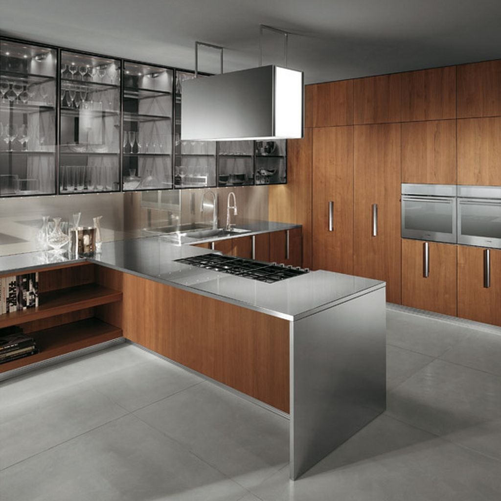Italian kitchen design ideas midcityeast for Modern kitchen company