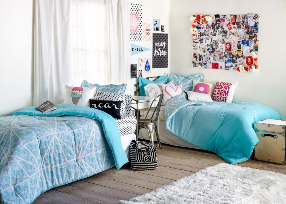 Moving to a new dorm here are some of the best dorm room ideas midcityeast - Easy ways of adding color to your home without overspending ...