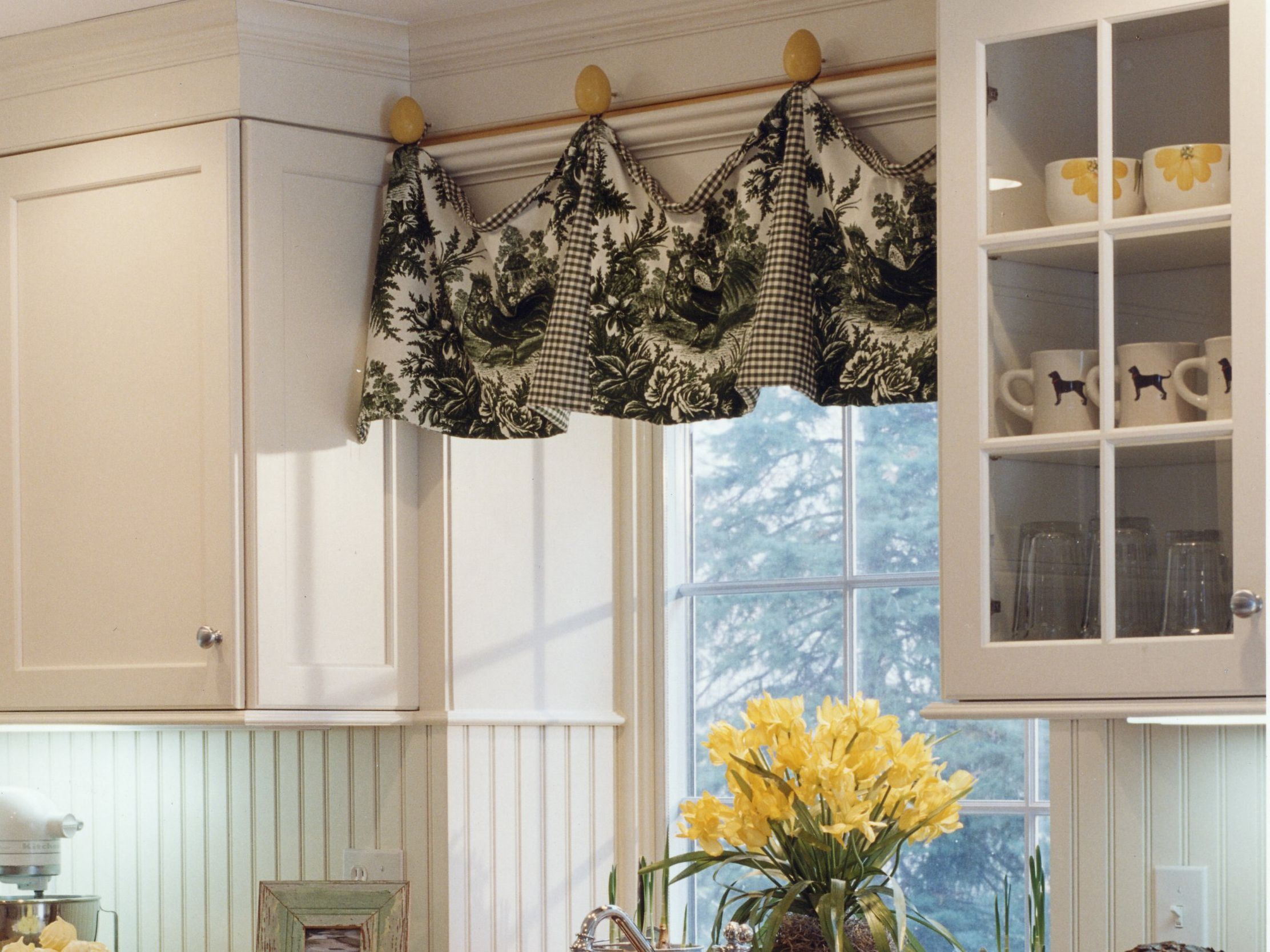 Charmant Simple Look Window Treatment Ideas