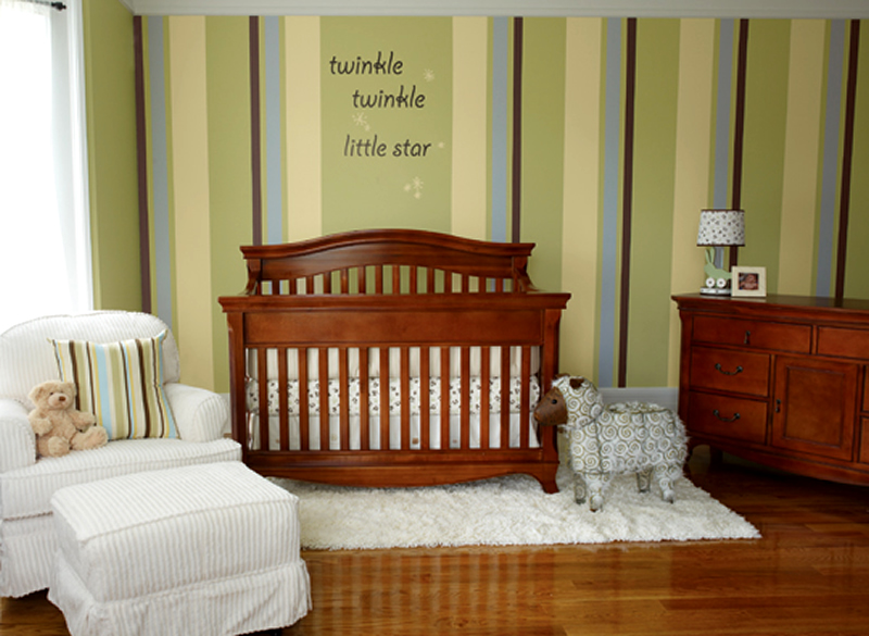 Welcome your baby with these baby room ideas midcityeast - Its a boy here are some room ideas for a newborn ...