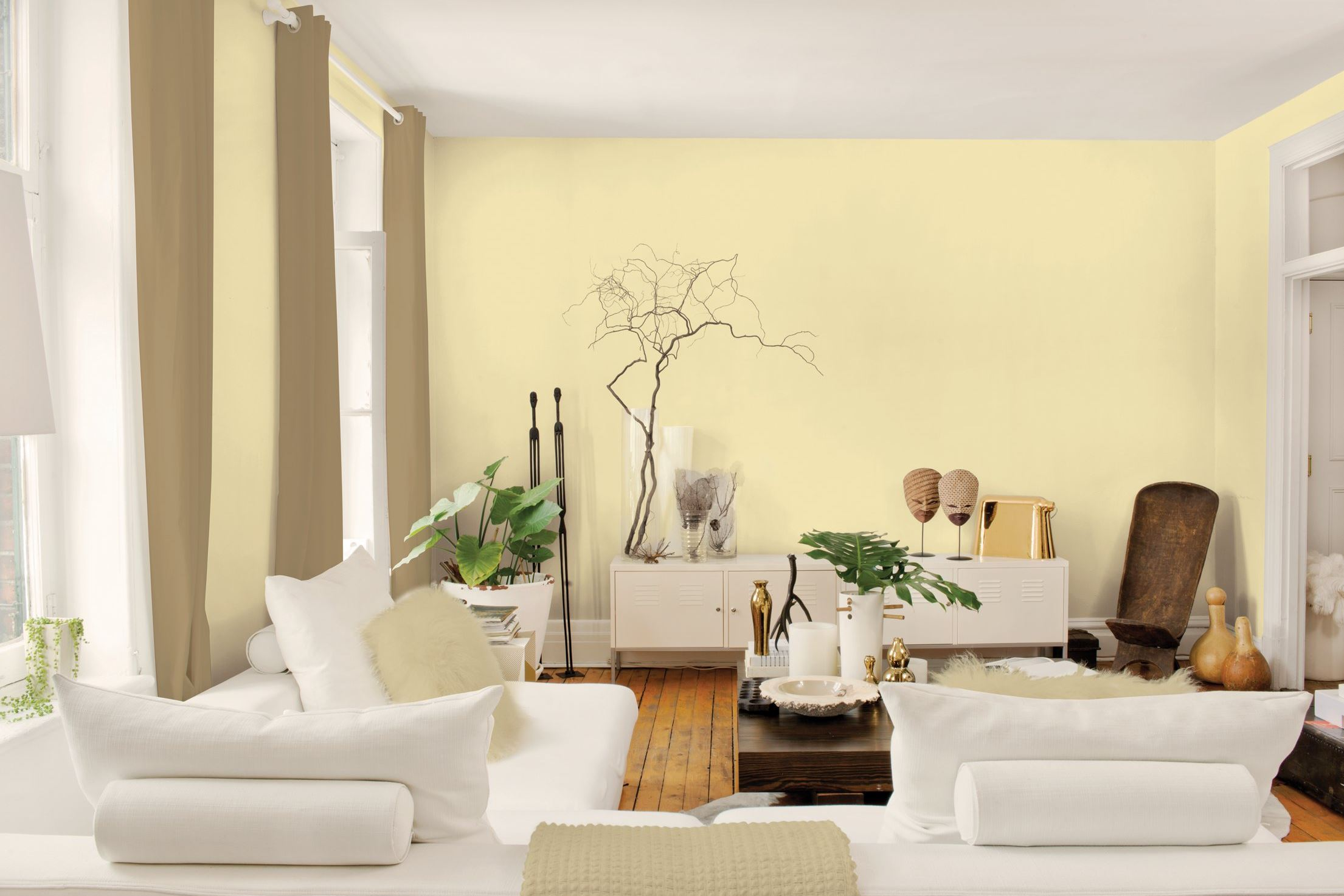 Pretty Paint Colors For Living Room