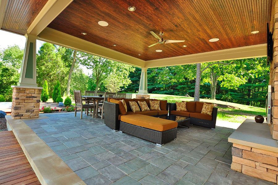 Tips For Making Outdoor Living Spaces - MidCityEast on Backyard Outdoor Living Spaces id=36444