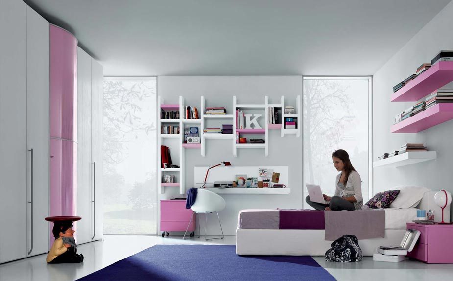 3 Cool Teen Girl Bedroom Ideas - MidCityEast
