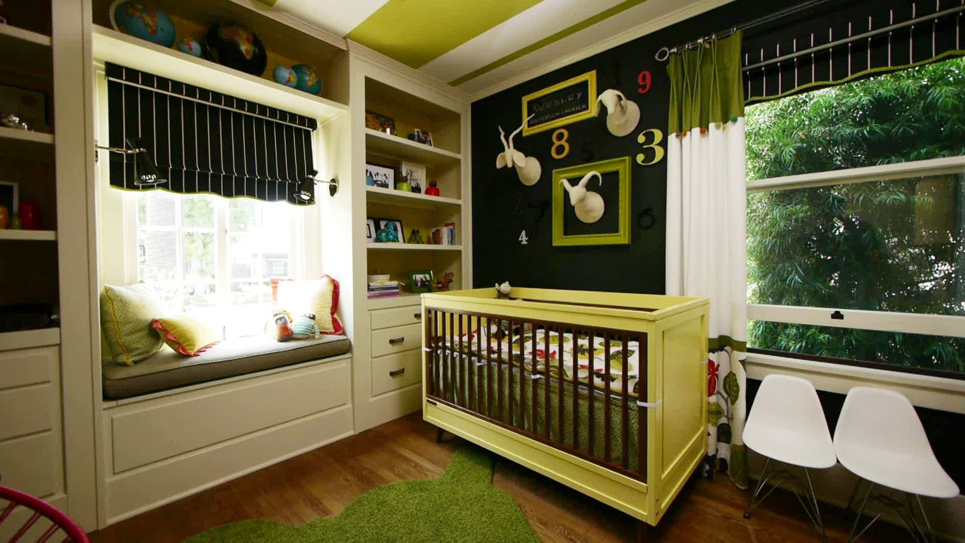 Welcoming the baby with the best baby nursery ideas midcityeast - Baby room ideas small spaces property ...