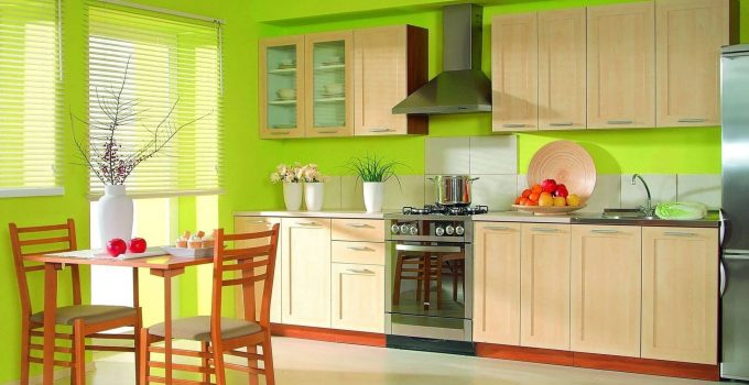 Inspirations For Kitchen Cabinet Colors