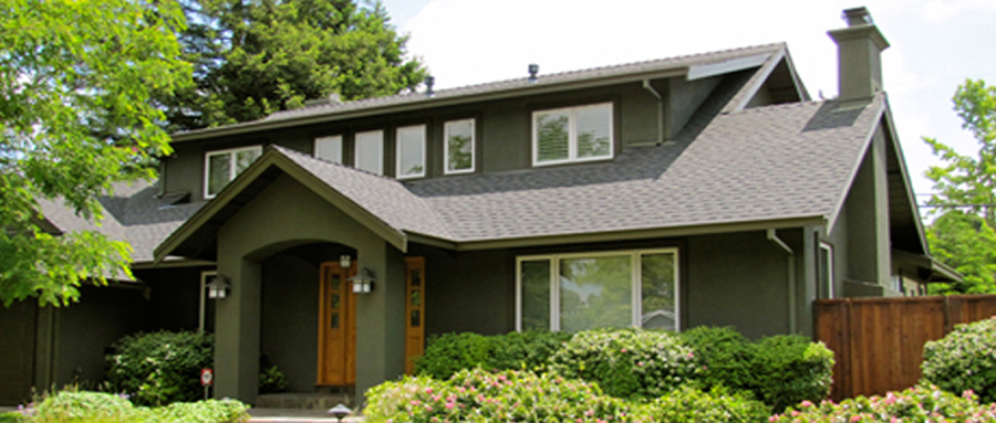 You seriously need these exterior paint colors midcityeast - Dark grey exterior house paint concept ...