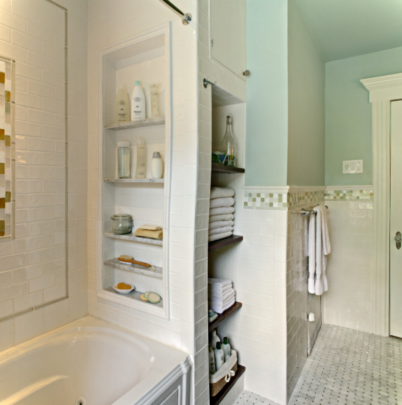Amazing Some Great Bathroom Storage Ideas  Built In Organization  Pinterest
