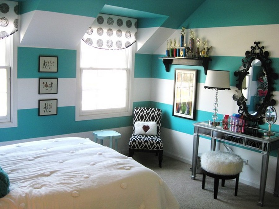 3 cool teen girl bedroom ideas midcityeast - Cool room painting ideas ...