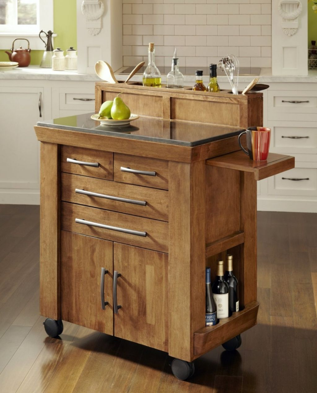 The Best Portable Kitchen Island With Seating
