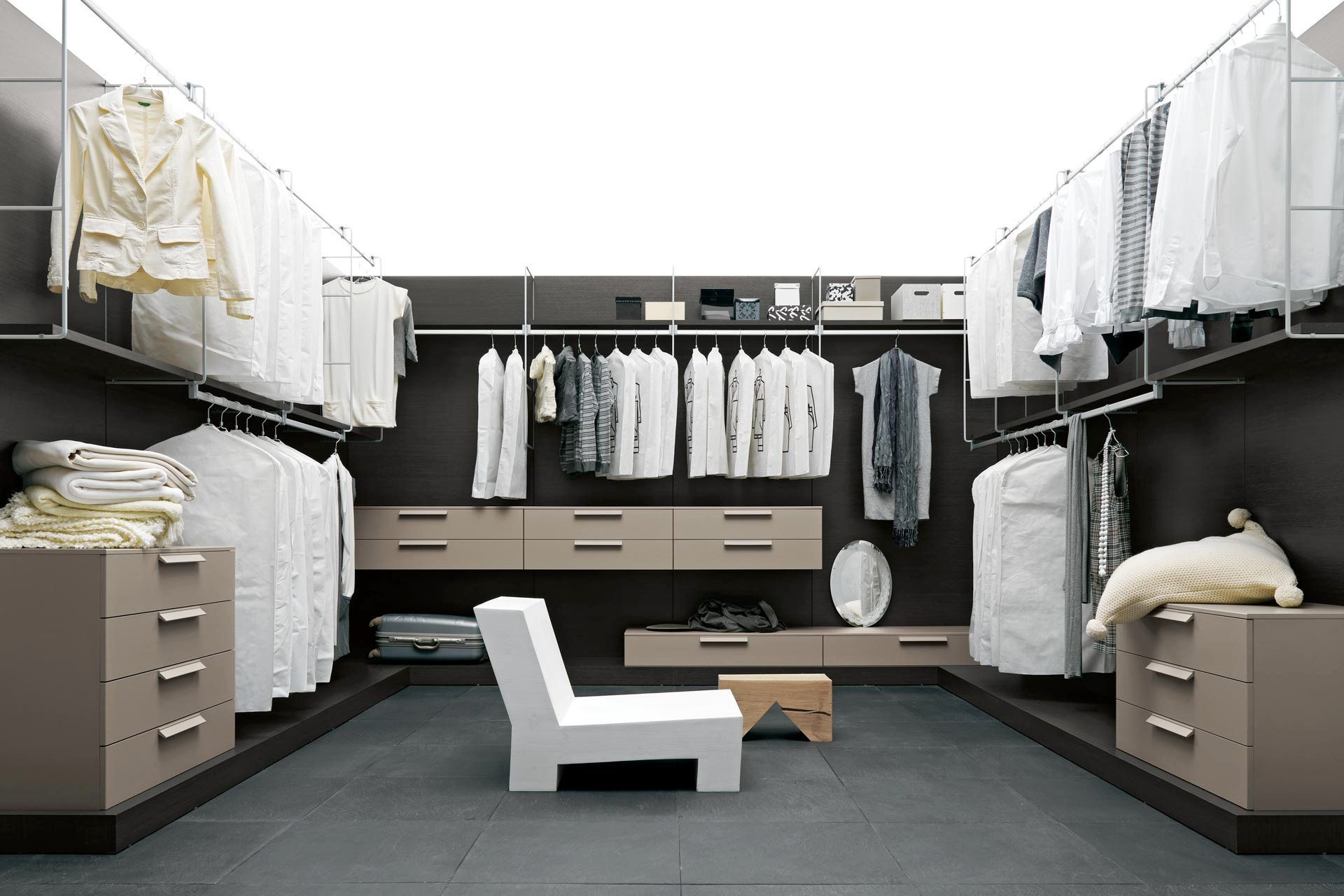 The Most Essential Walk In Closet Ideas Midcityeast With Walk In Closet  Ideas.