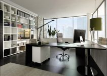 Home Office Ideas: Homey Feeling and Office Look