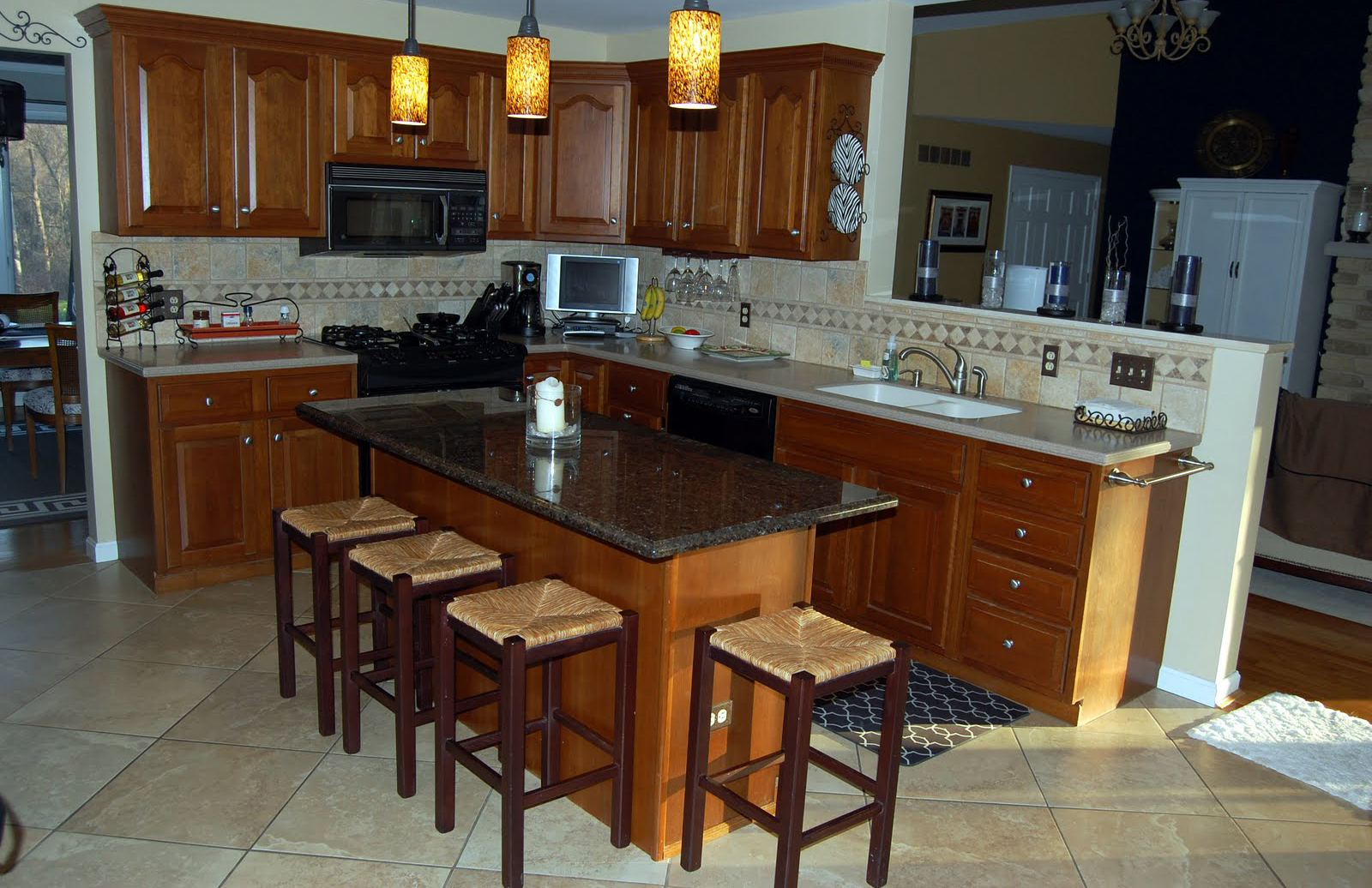 Kitchen island design tips midcityeast Kitchen island plans
