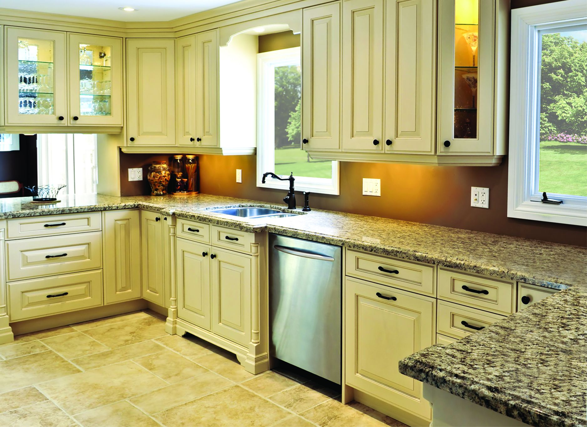 Some kitchen remodeling ideas to increase the value of for Photos of kitchen ideas
