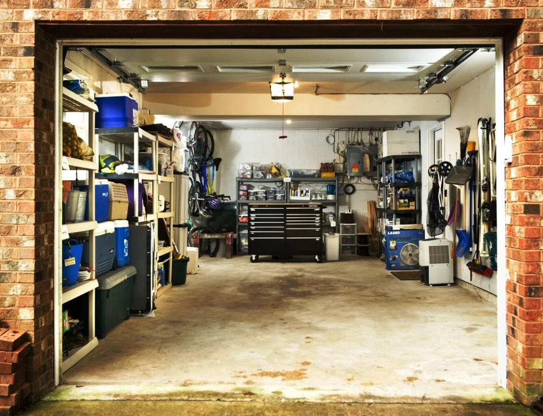 Some tips for your garage organization ideas midcityeast for Cost to build your own garage