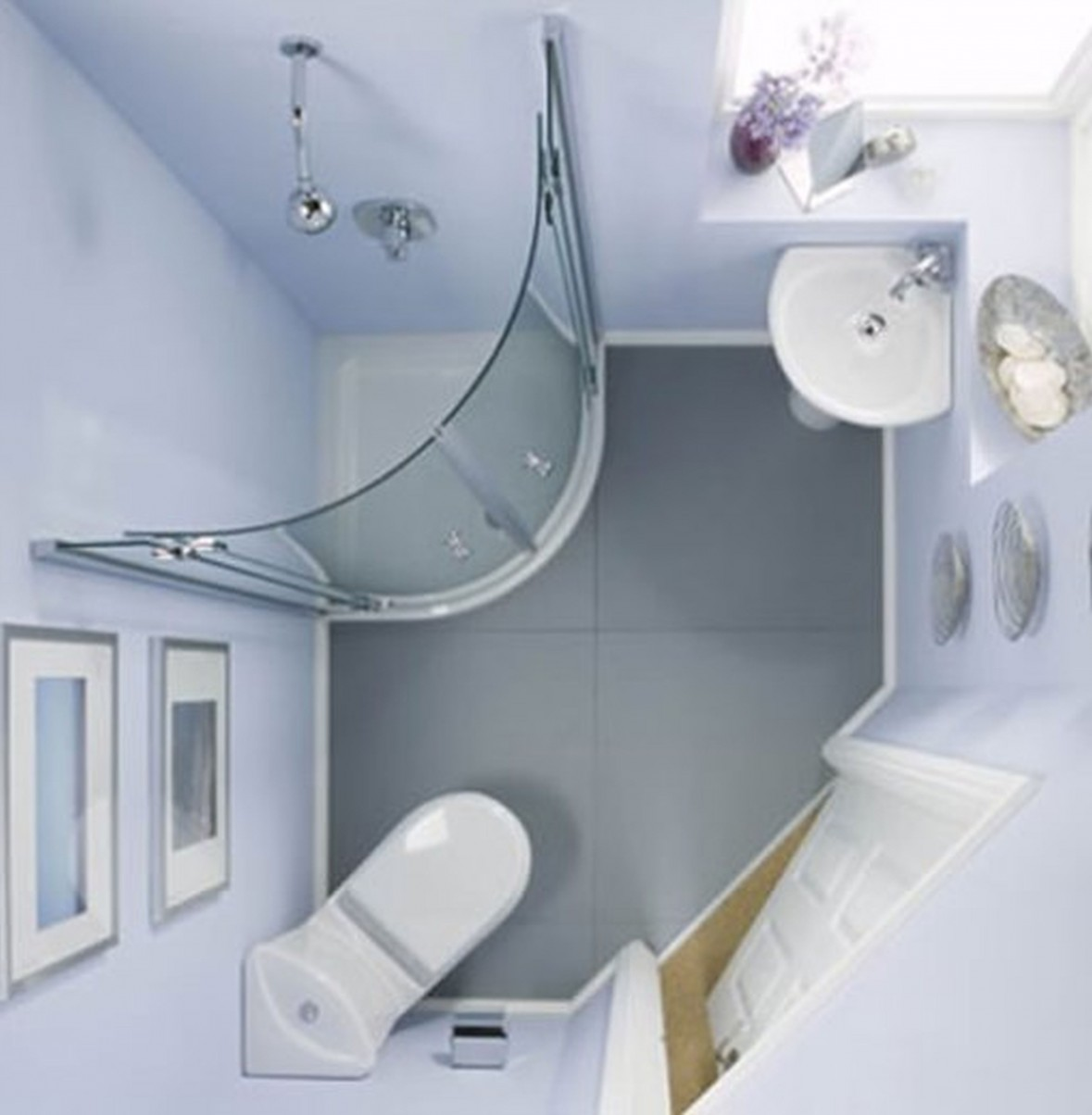 Small Bathroom Remodel Corner Shower small bathroom remodel? here are things to consider! - midcityeast