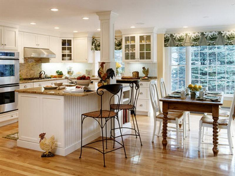 Kitchen Decorating Ideas for the Kitchen Island MidCityEast