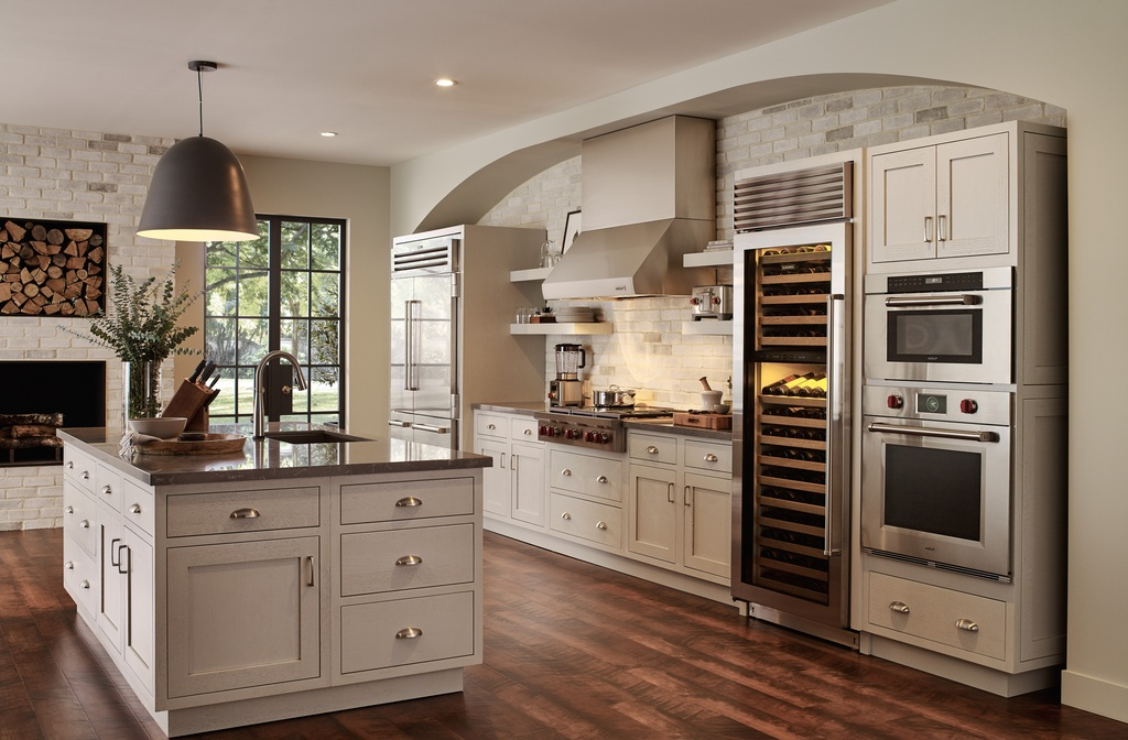 Here are some tips about kitchen remodel ideas midcityeast for Kitchen renovation styles