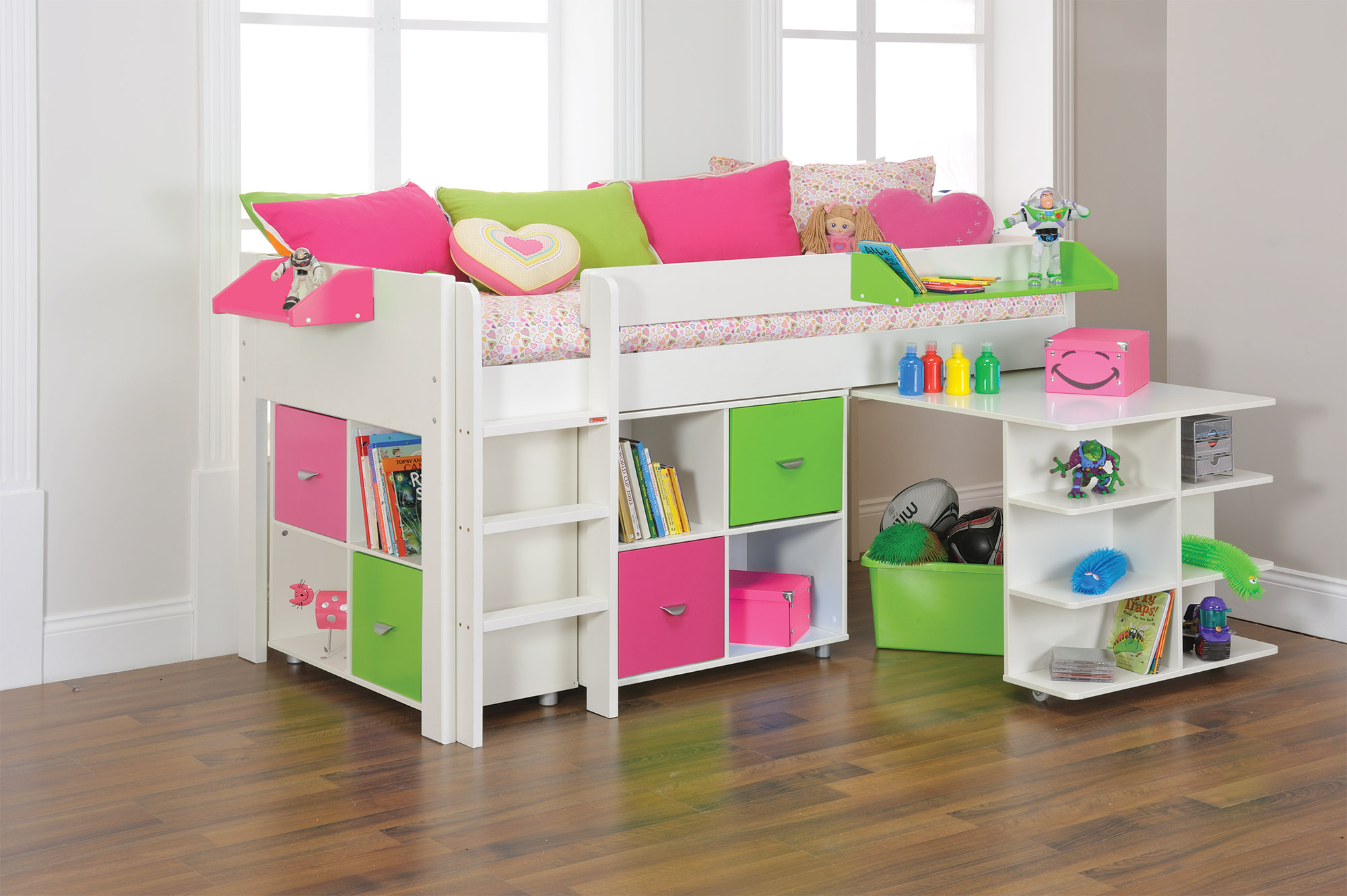 choose design for bunk beds for girls midcityeast. Black Bedroom Furniture Sets. Home Design Ideas