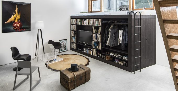 7 Inspirations of Furniture for Small Spaces