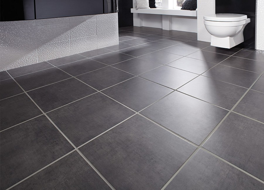 Cool bathroom floor tile to improve simple home midcityeast for Pictures of bathroom flooring ideas