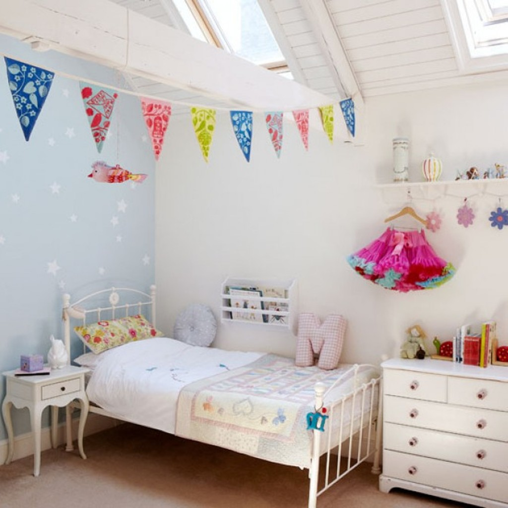 Cute Kids Room Decorating Ideas: Let's Play With Cute Room Ideas