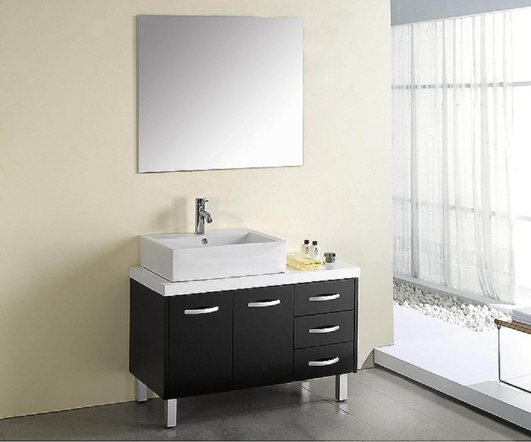 add wall mirror above white sink and small bathroom vanity near white sheer curtain small brilliant bathroom vanity mirrors decoration black wall