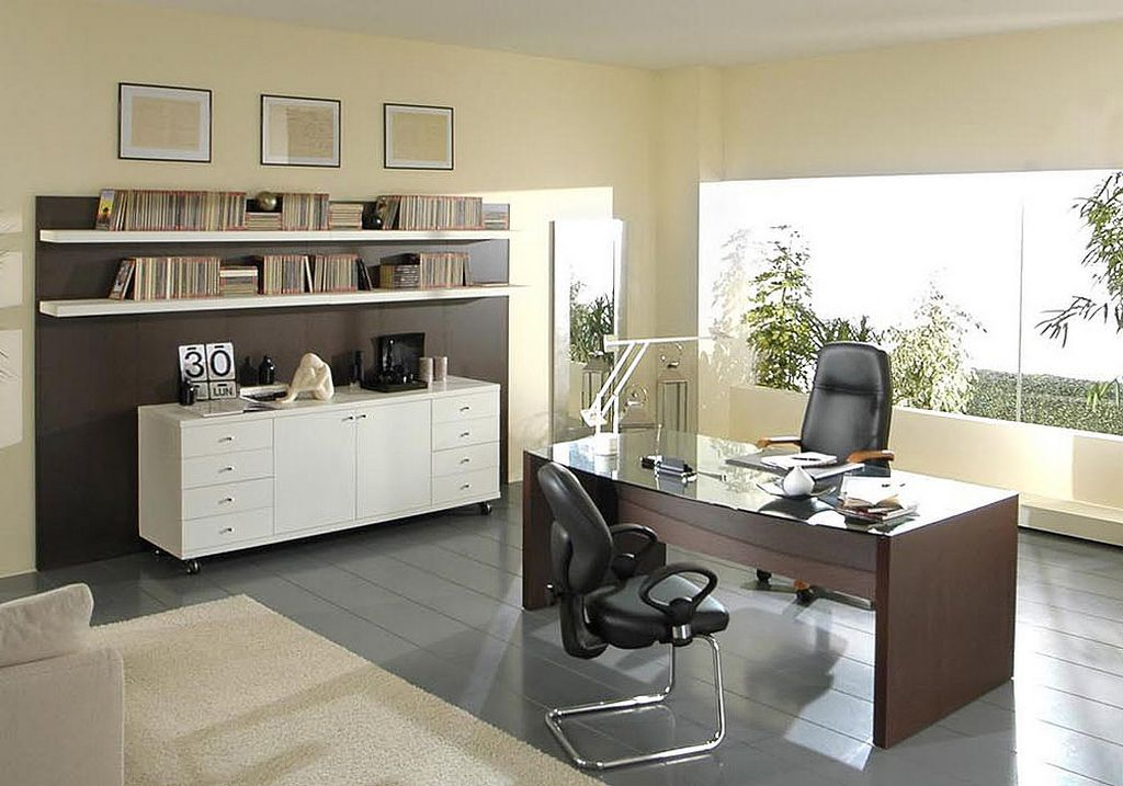 Tips On Applying Office Decorating Ideas Artmakehome