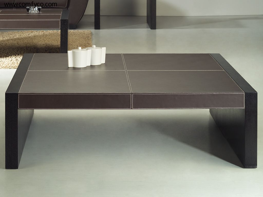 Add White Ornaments on Grey Living Room Table for Simple Family Room with Grey Concrete Flooring