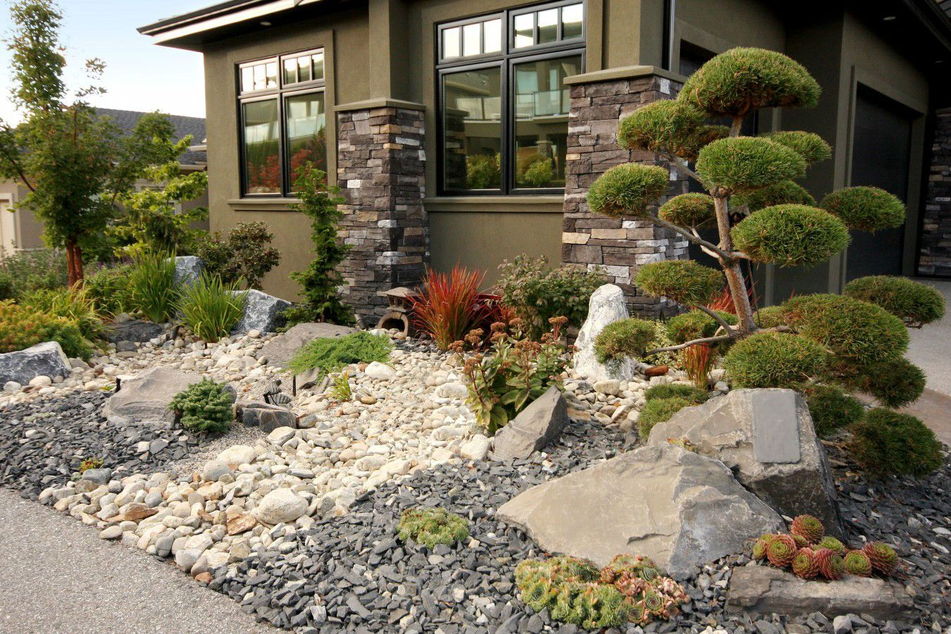 Some essential elements anyone should not forget in for Outside landscape design