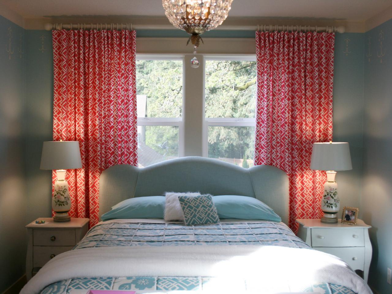 Bedroom Curtain Ideas: What to Consider before Attaching Bedroom ...