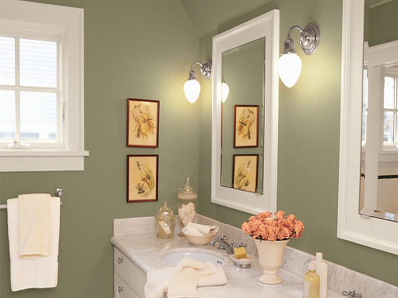 wall color ideas for bathroom bathroom paint colors ideas for the fresh look midcityeast 6621