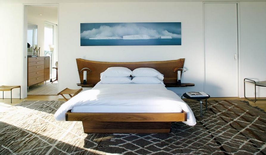 Genial Beautifull Sky Accent For Bedroom Wall Art Close Chalk Wall Plus Nice Carpet