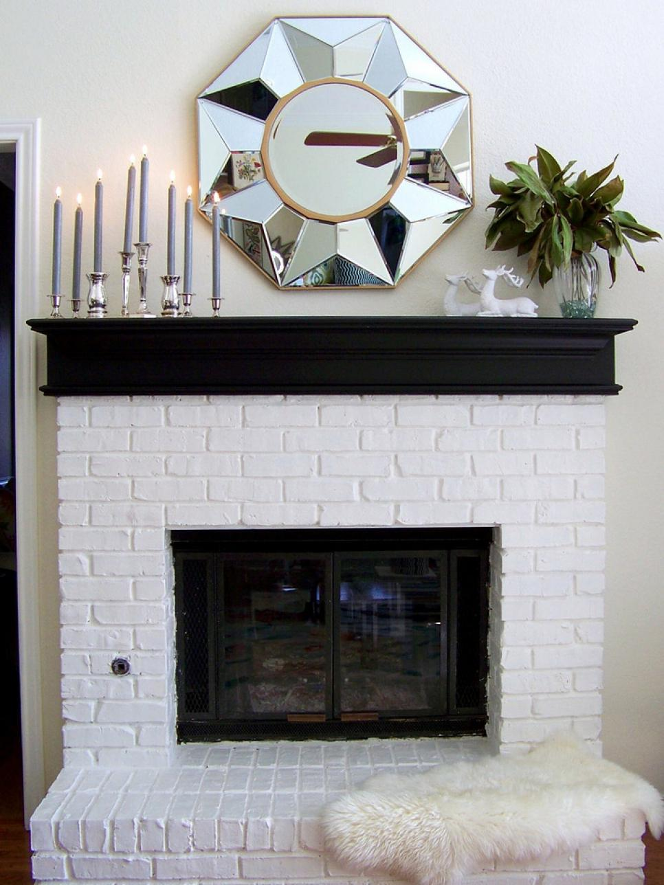 tips to make fireplace mantel d cor for a wedding day