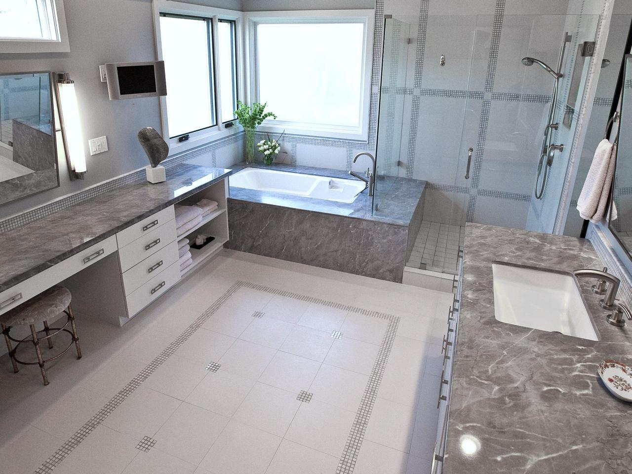 full floor of size ideas large porcelain interior tile bathroom engaging