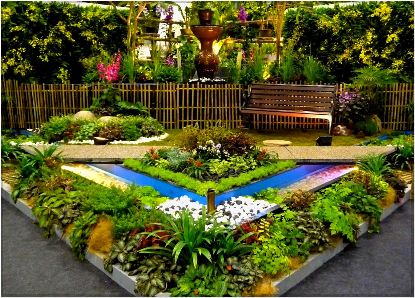 Some helpful small garden ideas for the diy project for for Small home garden plans