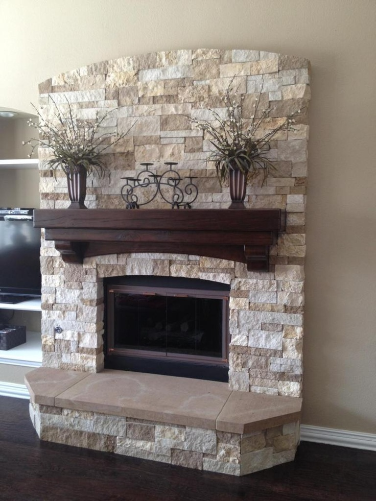 Stone fireplace surround ideas midcityeast - Stone fireplace surround ideas ...