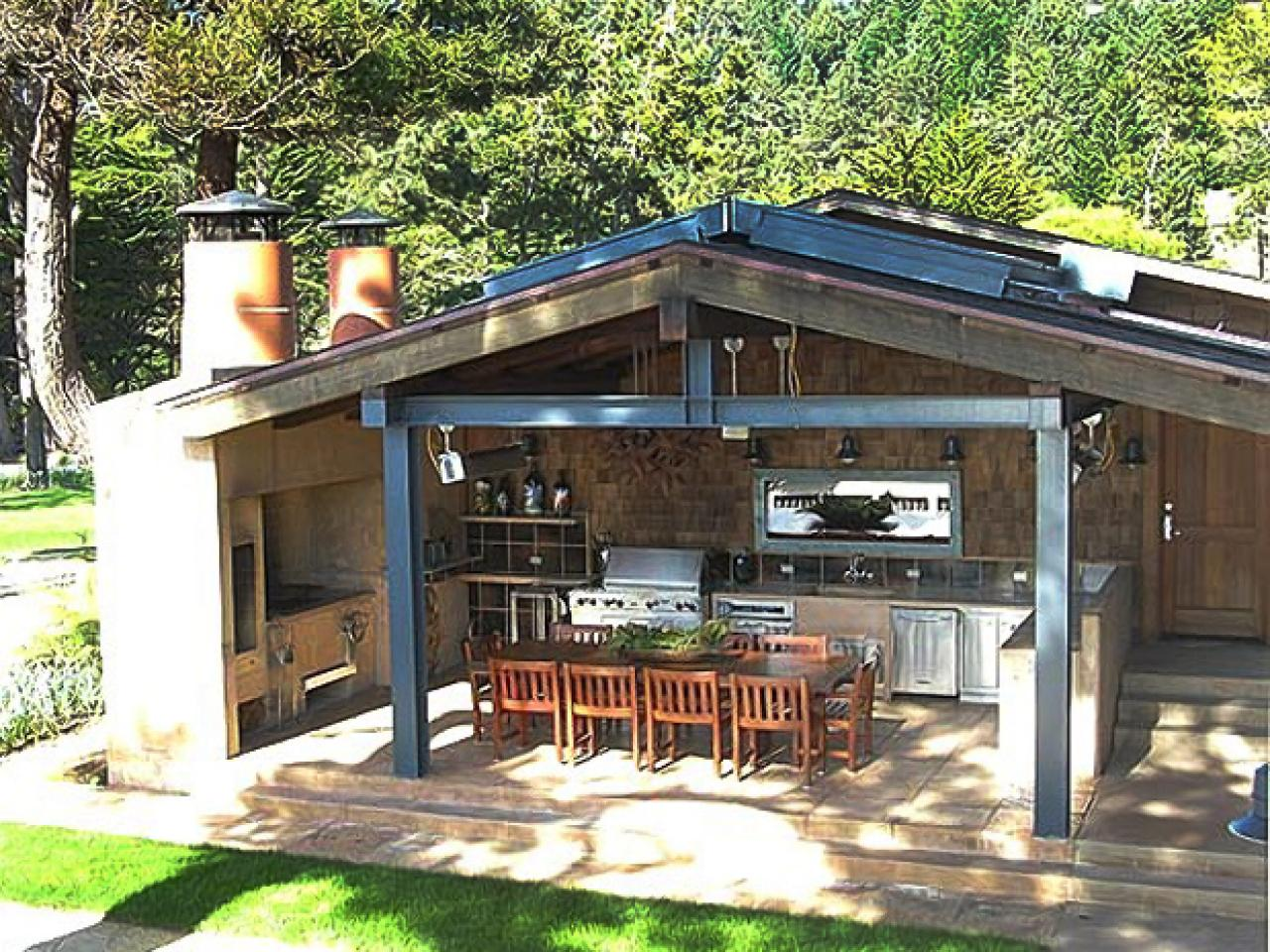 outdoor kitchen plans ideas and tips for getting the