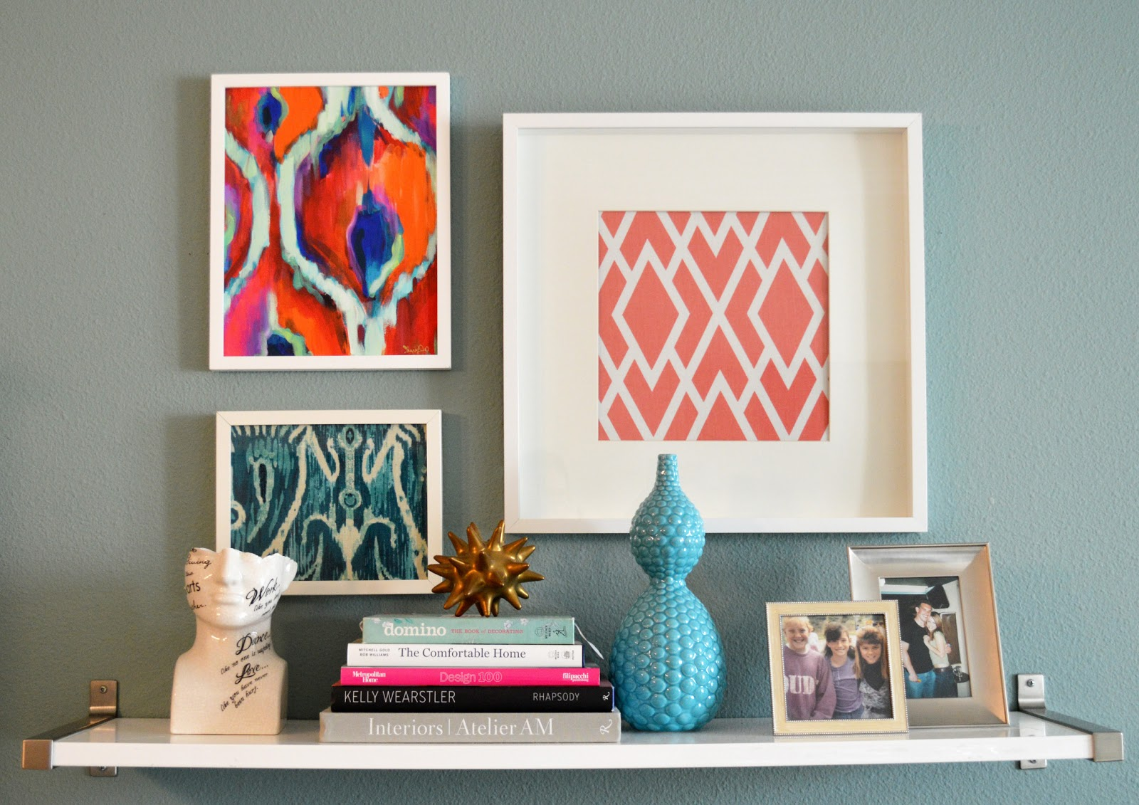 Wall decorating ideas and tips for the stunning yet unique for Home picture ideas