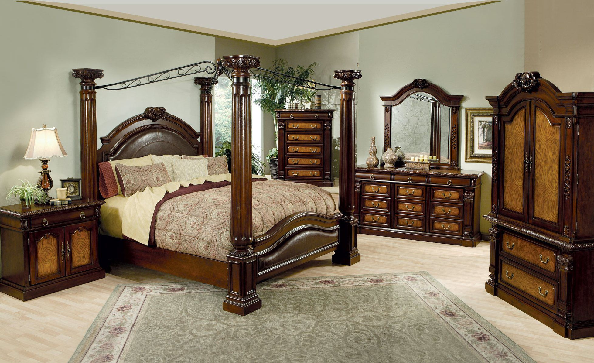 How To Buy King Size Canopy Bed Artmakehome