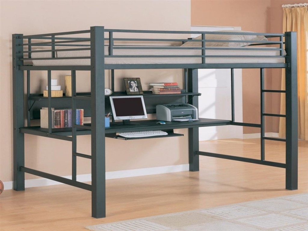 Some brilliant ideas of the space saving beds for the - Space saving bunk beds for small rooms ...