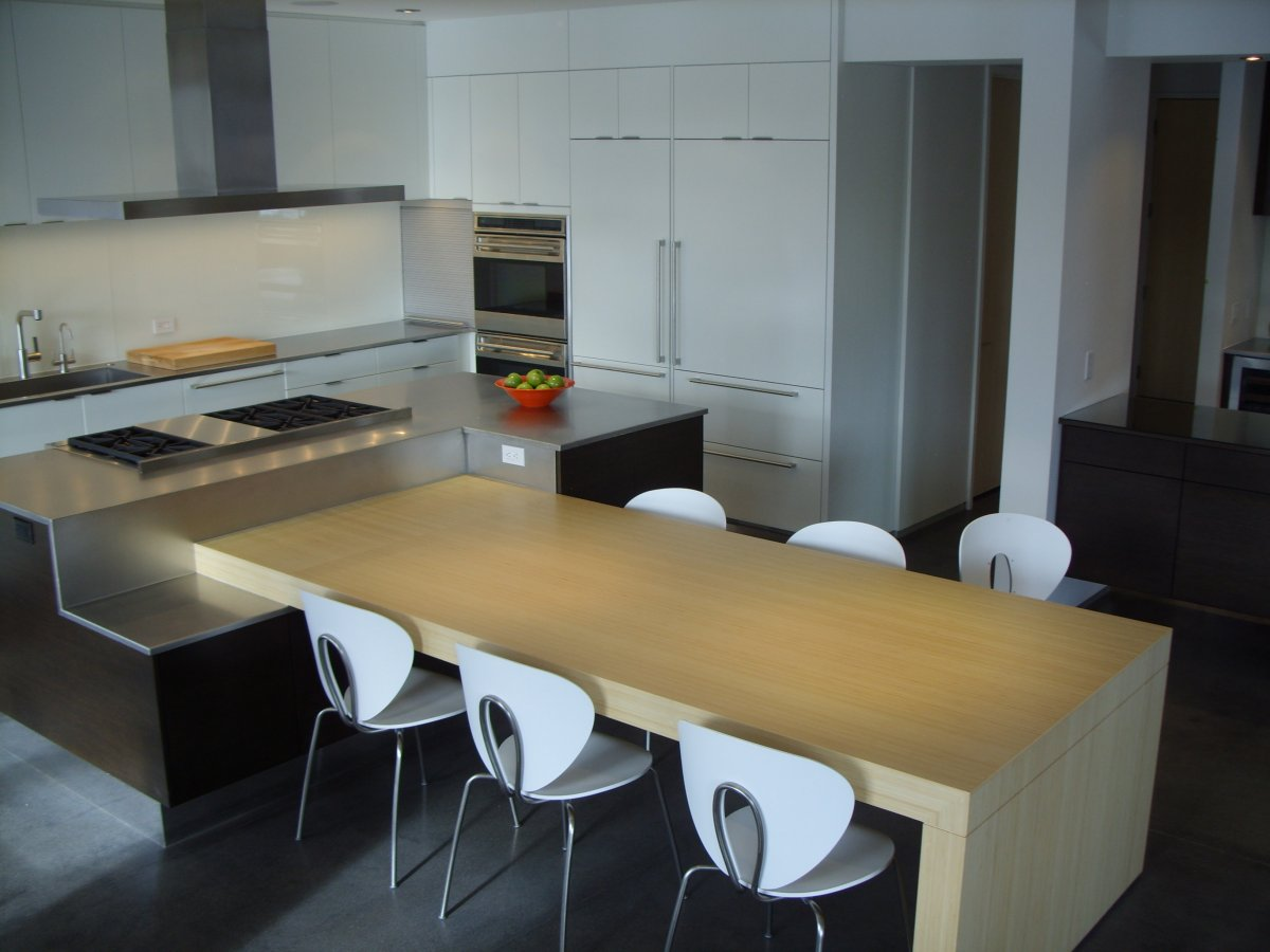 Some essential points you need to notice in selecting the for Modern kitchen table