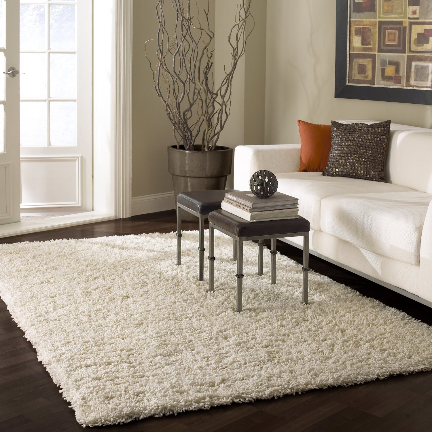 Beautiful living room rug minimalist ideas midcityeast for Rug in bedroom