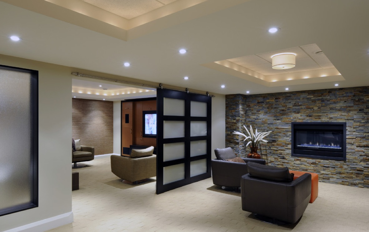 Ideas For Basement The Popular Options Of Basement Ceiling Ideas  Midcityeast
